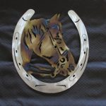 Horse Head in Shoe 288 a