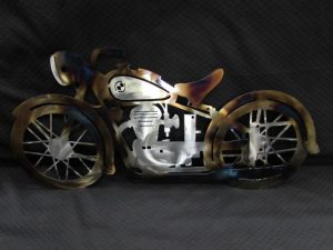 BMW Motorcycle 304