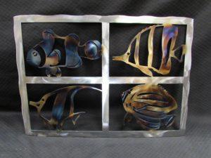 Tropical Fish Window 307