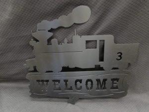 Welcome #3 Steam Engine 322p