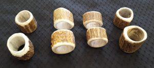 Antler Napkin Rings