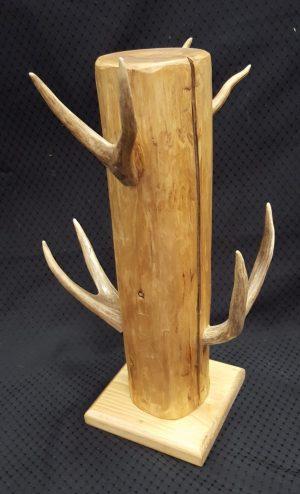 Antler + Pine Mug Tree