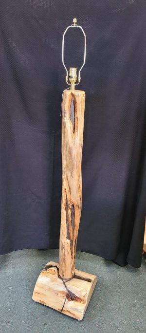 Cascade Floor Lamp w Character No Shade